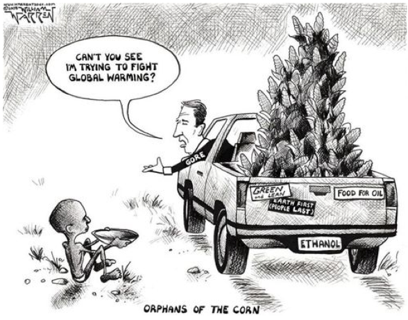 orphans of the corn cartoon