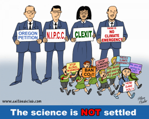 science not settled